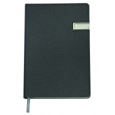 CARNET A5 CLE USB 4GO GRIS ANTHRACITE