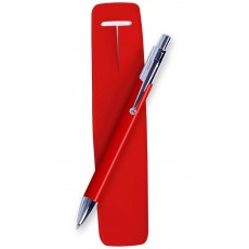 STYLO METALLIQUE ETUI INCLUS