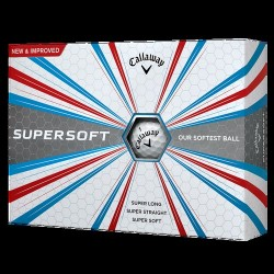 BALLE DE GOLF CALLAWAY SUPERSOFT