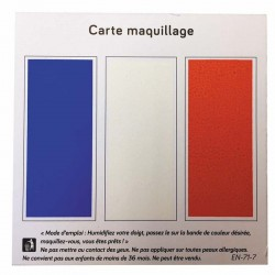 CARTE MAQUILLAGE
