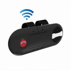 Kit main-libre voiture compatible Bluetooth®