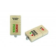 Clé USB bois Wood