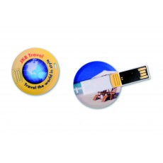 Clé USB doming création porte-clés avec insert