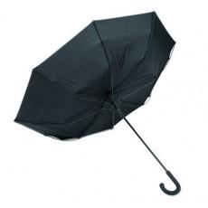 Parapluie automatique anti-retournement golf Ø 122 cm