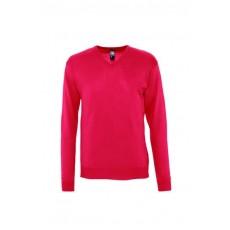 Pull col V personnalisé femme ou homme jersey 240 g