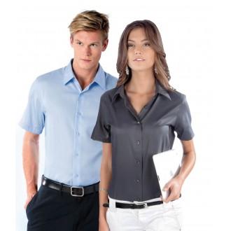 Chemise sans repassage femme ou homme