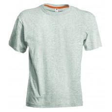 Tee-shirt enfant peigné 150 g couleur