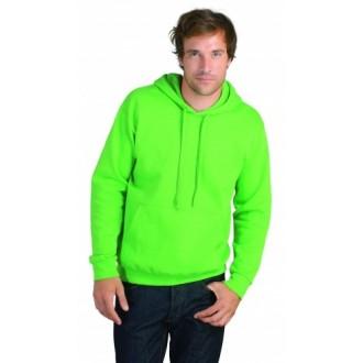 Sweat-shirt à capuche mixte 280 g