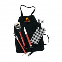 Tablier barbecue avec accessoires
