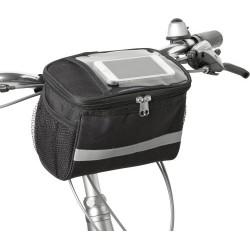 Sac isotherme adaptable au guidon de vélo