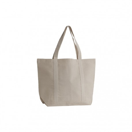 Sac shopping / sac plage 100% coton