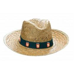 """Chapeau de paille publicitaire style Panama """"VITA"""""""