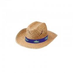 Chapeau de paille texan