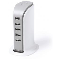 BORNE DE CHARGEMENT USB 5 SORTIES DORKAS