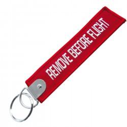 Porte-clés sangle tissée Hannele