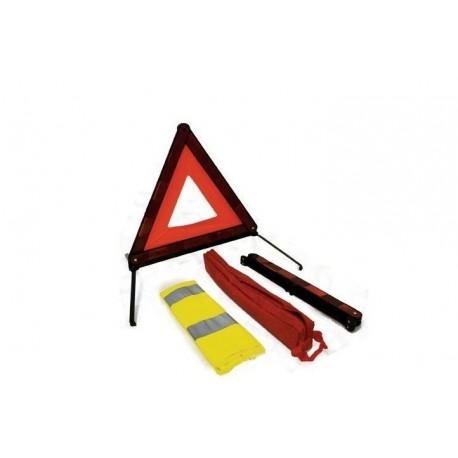 Kit de sécurité housse rouge