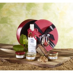 Coffret gourmand Tentations Gourmandes