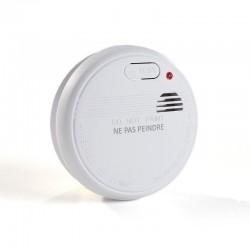 Détecteur de fumée NF certifié AFNOR