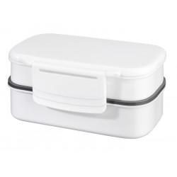 Lunch Box publicitaire personnalisable avec 2 compartiments superposés