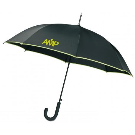 Parapluie automatique personnalisé bicolore