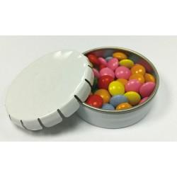 Boîte de bonbons Clic-Clac marquage 3, 4 couleurs ou quadri