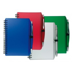 Bloc-notes spirale Penbook A6
