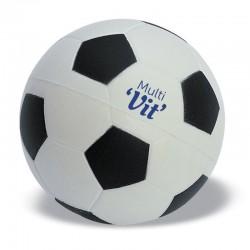 BALLE ANTI-STRESS FOOTBALL SANS MARQUAGE