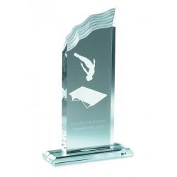 Trophée acryglass Yrsa