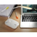 LAMPE DE BUREAU FLEXIBLE USB WHITESWAN
