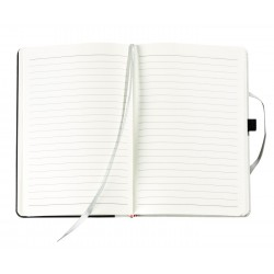 Carnet de notes matelassé Covergrey A5