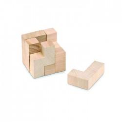 Puzzle bois 7 pièces