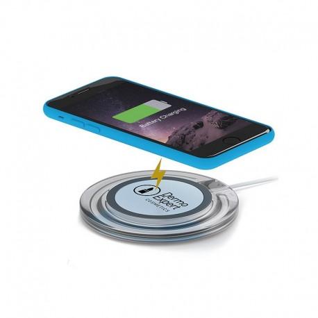 Chargeur de batterie à induction publicitaire