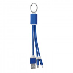 Câble de chargement multi-connecteurs Okto