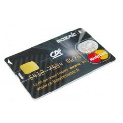 Carte de crédit USB Moa