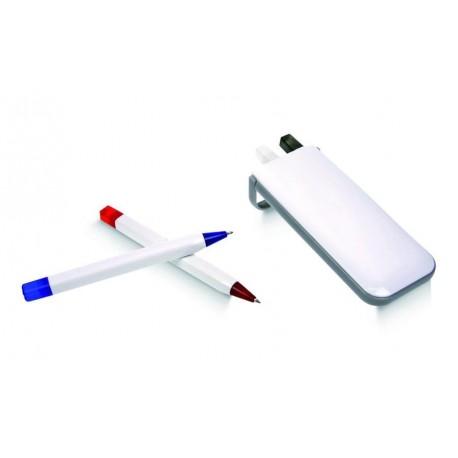 Coffret personnalisé 4 stylos
