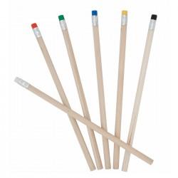 Crayon de papier bois gomme Svante