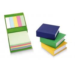 Bloc-papier carré rigide Boltana
