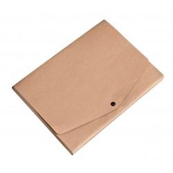 Pochette carton recyclé Albiac