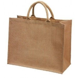 Grand sac en toile de jute Donna GM
