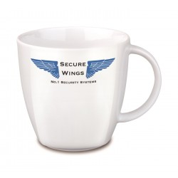MINI MUG MAXIM CAFE PORCELAINE BLANC 20CL