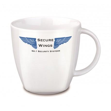 MINI MUG MAXIM CAFE PORCELAINE BLANC 20CL