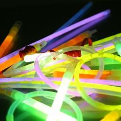 Bracelets fluorescents Ibiza