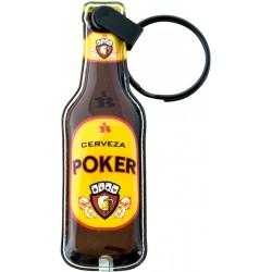 Porte-clés pvc création avec ou sans lampe Rakel