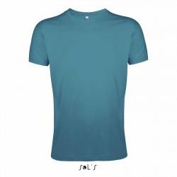 Tee-shirt Fit homme semi-peigné 150 g couleur