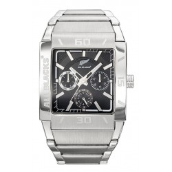 Montre All Blacks® acier argenté