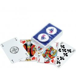 Jeu de 32 ou 55 cartes Ingela