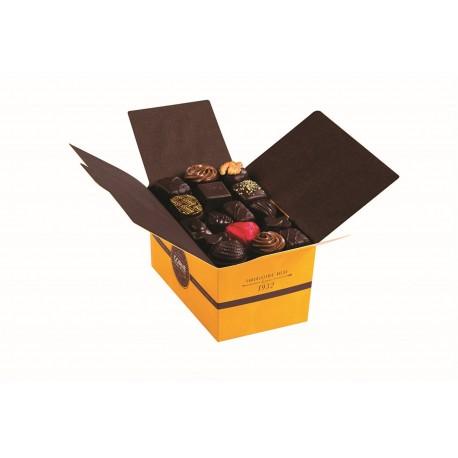 BALLOTIN 51 CHOCOLATS NOIRS SANS ALCOOL