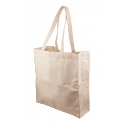 SAC CANVAS COTON NATUREL 380 G