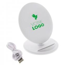 Support téléphone chargeur à induction Hallora 5 W