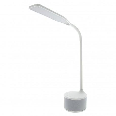 LAMPE DE BUREAU AVEC ENCEINTE BLUETOOTH HOMERTON